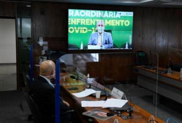 Queiroga projeta imunização completa de todos os adultos em outubro   Roque de Sá   Agência Senado