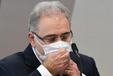 Não estão faltando vacinas contra a Covid-19 no Brasil, diz Queiroga nos EUA | Jefferson Rudy | Agência Senado
