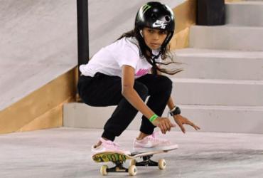 Skate feminino decola nas rampas no Brasil após o marco de Tóquio | Nelson Almeida | AFP