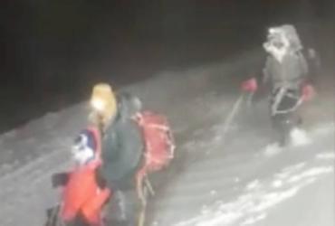 Cinco alpinistas morrem durante escalada ao monte Elbrus |