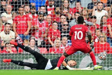 Liverpool vence Crystal Palace e assume liderança provisória da Premier; City tropeça |