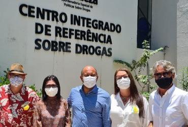 Em Fortaleza, representantes de Salvador debatem políticas sobre drogas |