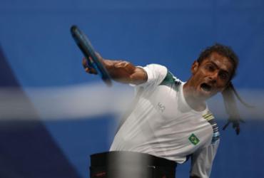 Brasil tem dia de altos e baixos no Mundial de tênis para cadeirantes |