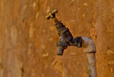 Olhos d'água da Jaqueira, em Amargosa, está sem água há mais de um mês