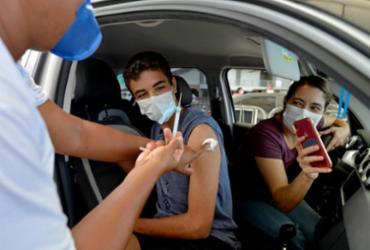 Bahia aprova retomada de vacinação contra Covid-19 para adolescentes sem comorbidades | Shirley Stolze / Ag. A Tarde