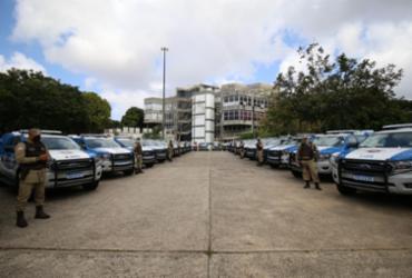 PM recebe 49 novas viaturas e 1,7 mil agentes são convocados | Alberto Maraux/ SSP