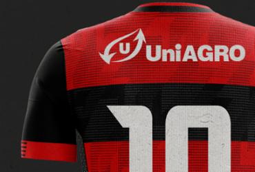 Vitória anuncia novo patrocinador master para a temporada | Divulgação | EC Vitória