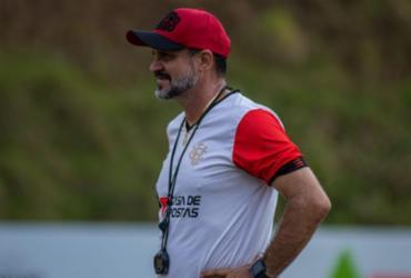 Vitória inicia preparação para jogo contra o líder Coritiba | Reprodução | Twitter