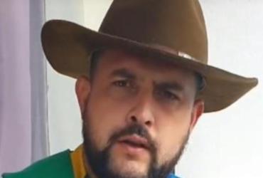 Após se entregar, Zé Trovão pede ao STF para ser solto | Reprodução
