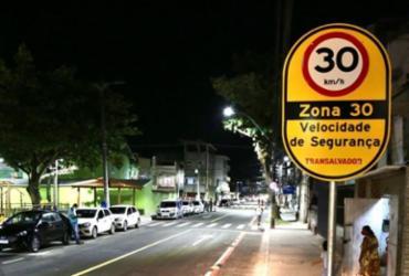 Via que conecta Praça Irmã Dulce à Colina Sagrada entra para Zona 30   Divulgação