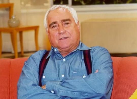 Ator Luis Gustavo morre aos 87 anos por complicações de câncer no intestino | Reprodução
