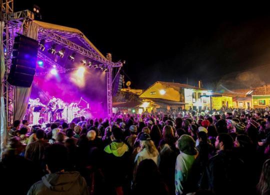 Servidor que reprovou Festival de Jazz do Capão por motivos políticos é denunciado pelo MPF | Ulisses Dumas / Divulgação