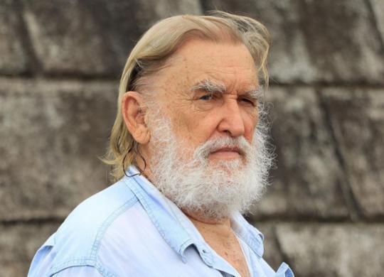 Velejador ucraniano Aleixo Belov lança livro nesta quinta no Yacht Clube | Leonardo Papini | Divulgação