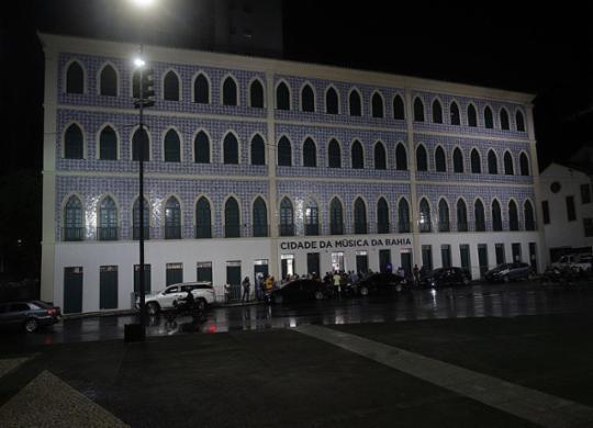 Museu Cidade da Música da Bahia é inaugurado em Salvador | Uendel Galter | Ag. A TARDE
