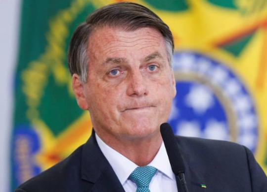Bolsonaro afirma que indicará outro evangélico ao STF caso Senado recuse André Mendonça | Fabio Rodrigues Pozzebom I Agência Brasil