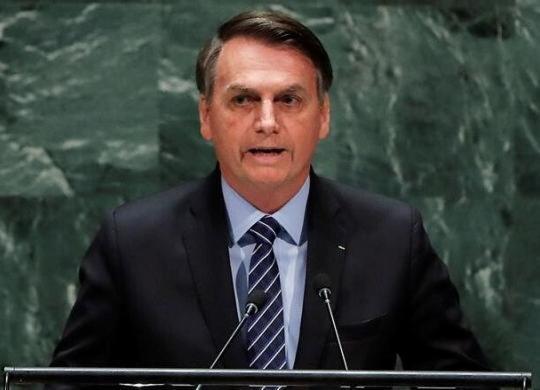 Bolsonaro pretende sinalizar doação mundial de vacinas em discurso na ONU | Reprodução | CNN Brasil
