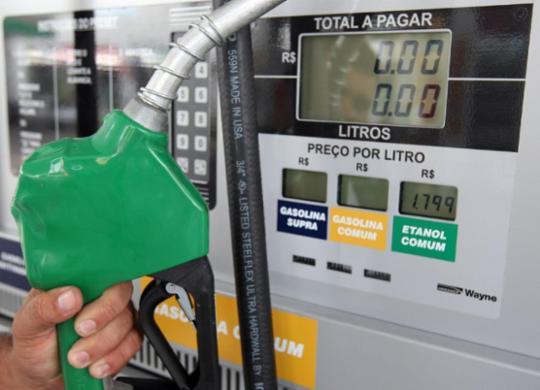 Petrobras anuncia aumento de 7% na gasolina e 9,1% no diesel   Foto: Reprodução