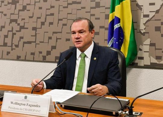 Subcomissão Permanente de Proteção ao Pantanal é instalada no Senado   Roque de Sá   Agência Senado