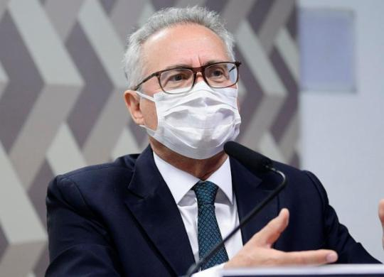 Renan Calheiros adia entrega de relatório para a próxima semana   Pedro França   Agência Senado