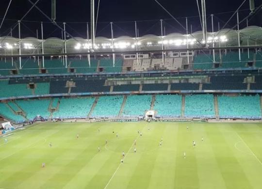 Após veto na Bahia, clubes analisam mudar acordo sobre volta do público | Reprodução | EC Bahia