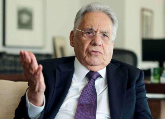 FHC defende formação de frente ampla contra Bolsonaro | Divulgação