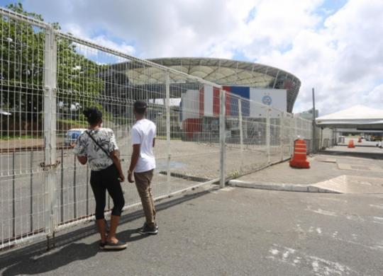 Bruno se coloca à disposição do governo para diálogo sobre retorno de torcida aos estádios   Olga Leiria   Ag. A TARDE
