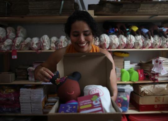 Dia das Crianças é a terceira melhor data para as vendas do comércio baiano | Raphael Muller / Ag. A TARDE