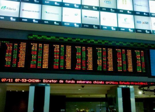Crise da Evergrande cria caos no mercado de ações e Ibovespa perde mais de 2 mil pontos | Ag. Brasil