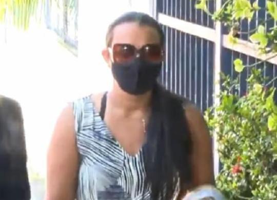 Ex-patroa de babá que se jogou de prédio no Imbuí é indiciada por quatro crimes | Reprodução/ Tv Bahia