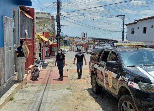 Operação Maria da Penha prende 348 agressores em um mês | Divulgação | Polícia Civil