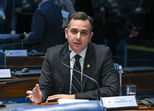 Após reunião com Guedes e Lira, Pacheco fala em limitar alta de precatórios ao teto | Marcelo Camargo I Agência Brasil