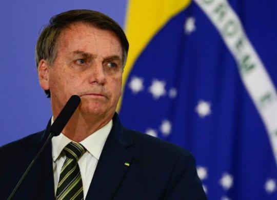 Datafolha: reprovação do governo Bolsonaro atinge 53% | Agência Brasil/Divulgação