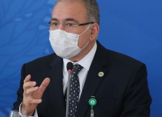 Queiroga discute com Banco Central criação do open banking da saúde | Fabio Rodrigues Pozzebom I Agência Brasil