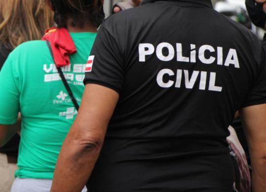 Operação contra o trabalho infantil encaminha 20 crianças para o Conselho Tutelar | Foto: Divulgação / SSP