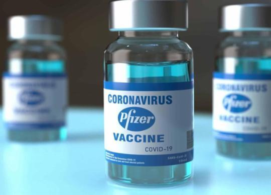Ministério da Saúde recebe mais 2,2 milhões de doses da Pfizer | Carla Cleto/ Sesal