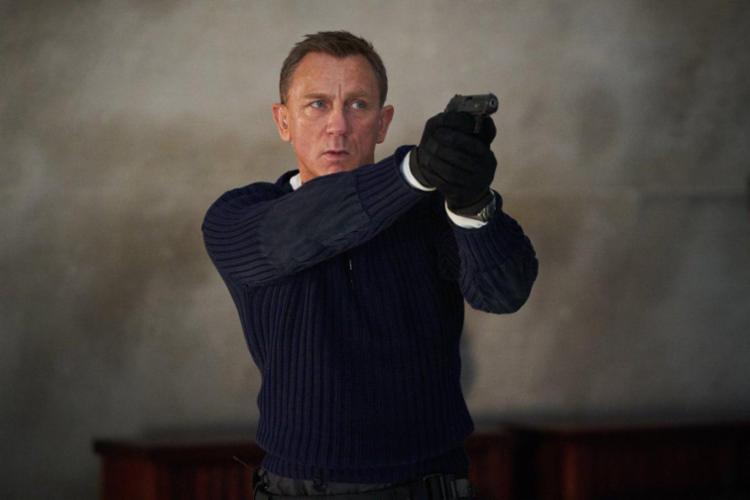 Após quase 15 anos na pele do agente secreto mais famoso do cinema, Daniel Craig diz que se sente emocionado | Foto: Divulgação - Foto: Divulgação