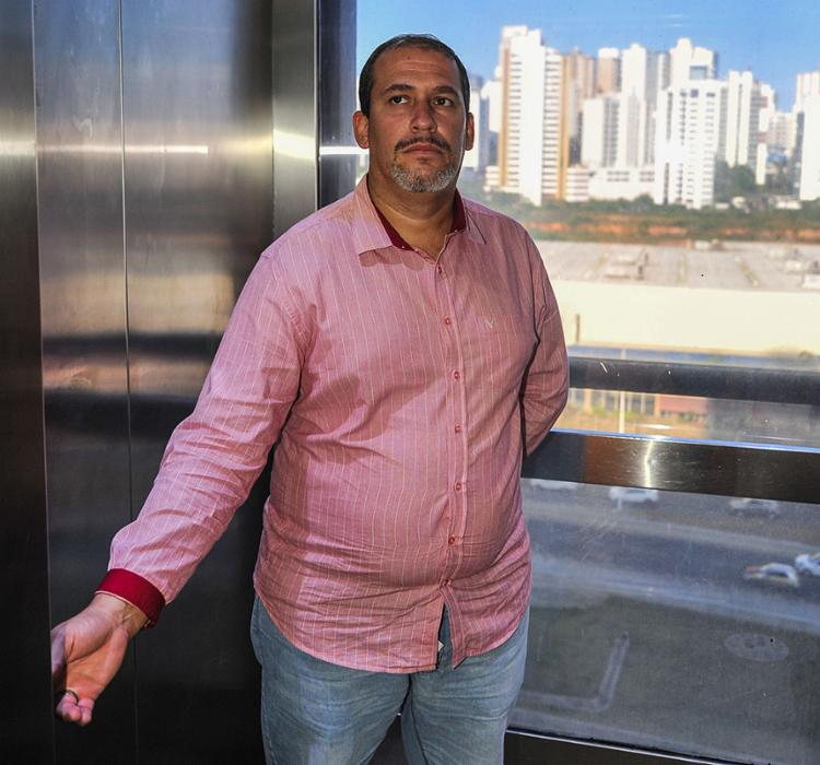 Jubiracy fez comunicado formal sobre obrigatoriedade | Foto: Felipe Iruatã | Ag A TARDE