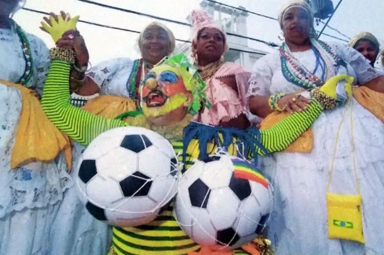 Em 2002, o GGB fez a 1ª Parada do Orgulho LGBTQIA+ em Salvador ||| 16.06.2002
