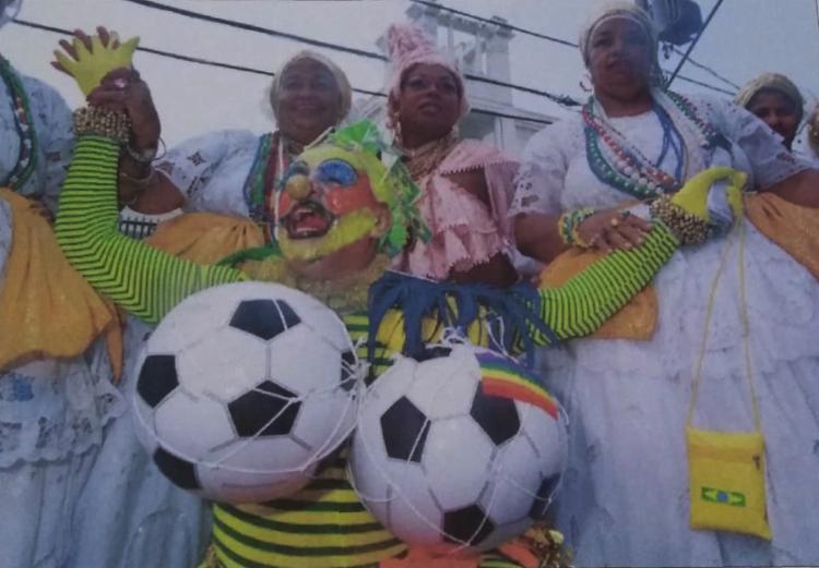 Em 2002, O GGB organizou a primeira Parada do Orgulho Gay em Salvador. Data: 16/06/2002. Foto: Elói Correa | Ag. A TARDE - Foto: Cedoc A TARDE