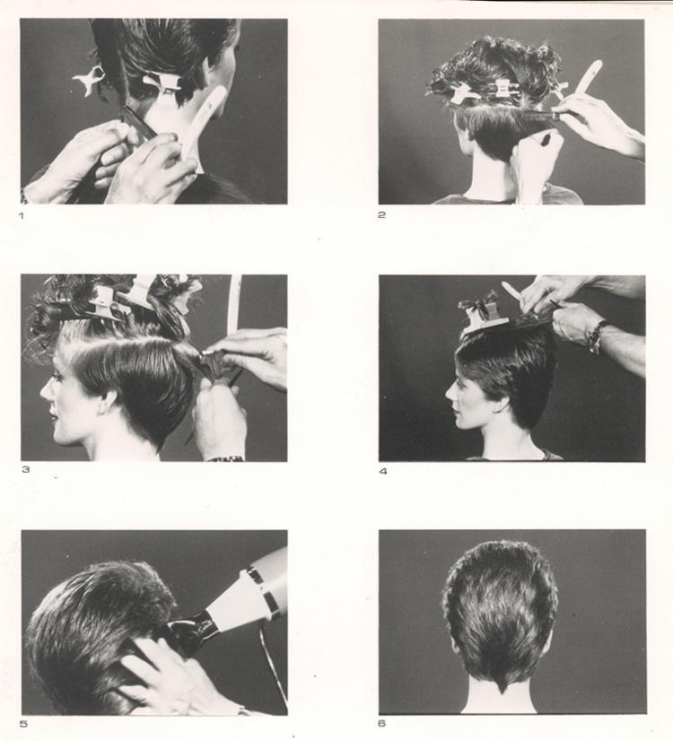Estilo do cabelo tem forte interferência da imposição de padrões. Foto: Zoe Bocheux   Cedoc A TARDE : - Foto: Cedoc A TARDE