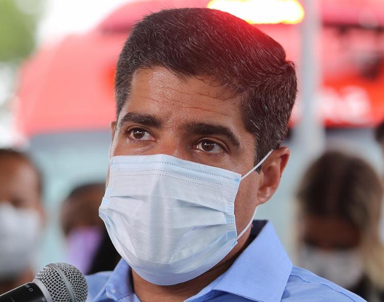 Presidente do DEM deve sair como candidato ao governo da Bahia pelo novo partido | Foto: Olga Leiria / AG. A TARDE - Foto: Olga Leiria | Ag. A TARDE | 01.12.2020