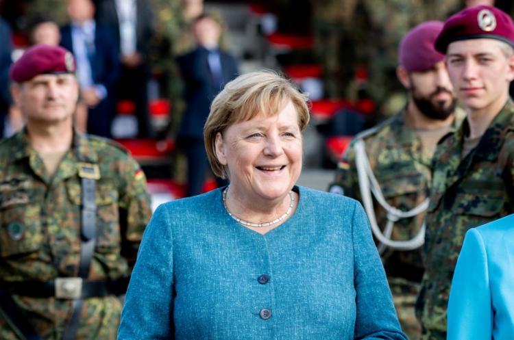 A conservadora Merkel é chefe de Governo desde 2005 | Foto: Hauke-Christian Dittrich | AFP - Foto: Hauke-Christian Dittrich | AFP