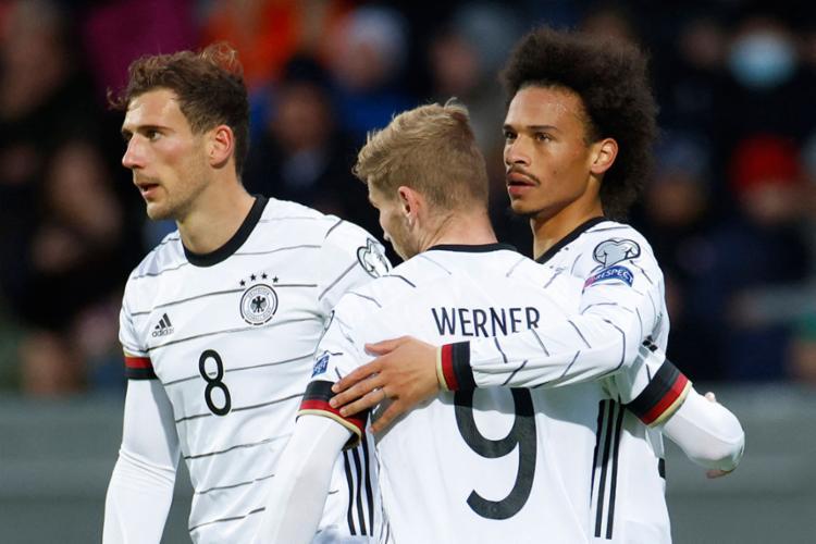 Com 15 pontos, a Alemanha lidera seu grupo com autoridade | Foto: Odd Andersen | AFP - Foto: Odd Andersen | AFP