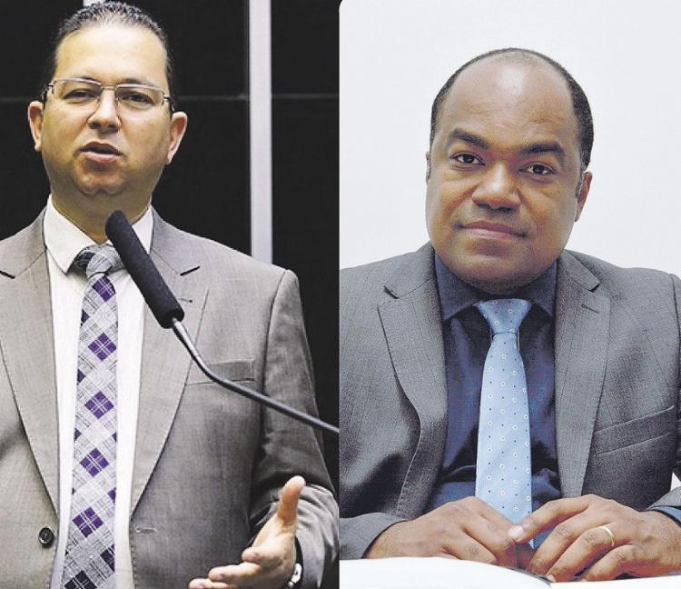 Alex Santana e Samuel Júnior, os bolsonaristas do PDT | Foto: Arquivo pessoal | Divulgação e Ascom-Alba - Foto: Arquivo pessoal | Divulgação e Ascom-Alba