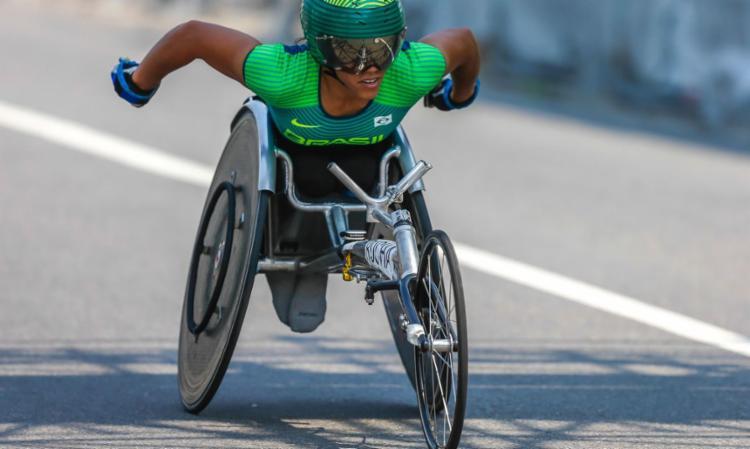 Prova valeu como preparação da atleta para a Paralimpíada de Inverno | Foto: Marcelo Regua | MPIX | CPB - Foto: Marcelo Regua | MPIX | CPB
