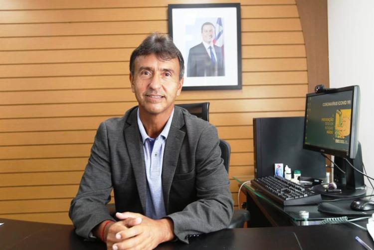 André Curvello, secretário de Comunicação do governo Rui - Foto: Divulgação