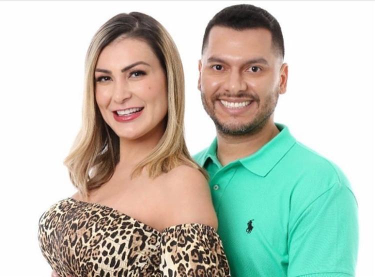 Ela está grávida do primeiro filho do casal | Foto: Reprodução/ Instagram - Foto: Reprodução/ Instagram