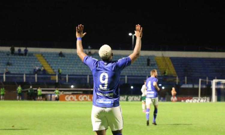Leão faz 1 a 0 e impede Esmeraldino de assumir ponta do torneio   Foto: Frederico Tadeu   Avaí FC - Foto: Frederico Tadeu   Avaí FC