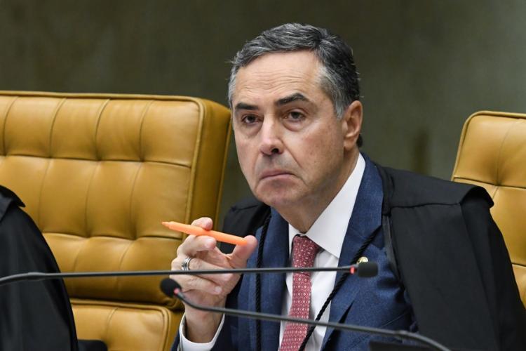 Ministro do STF rebateu falas de Bolsonaro em atos do 7 de setembro | Foto: Carlos Moura | SCO | STF - Foto: Carlos Moura | SCO | STF