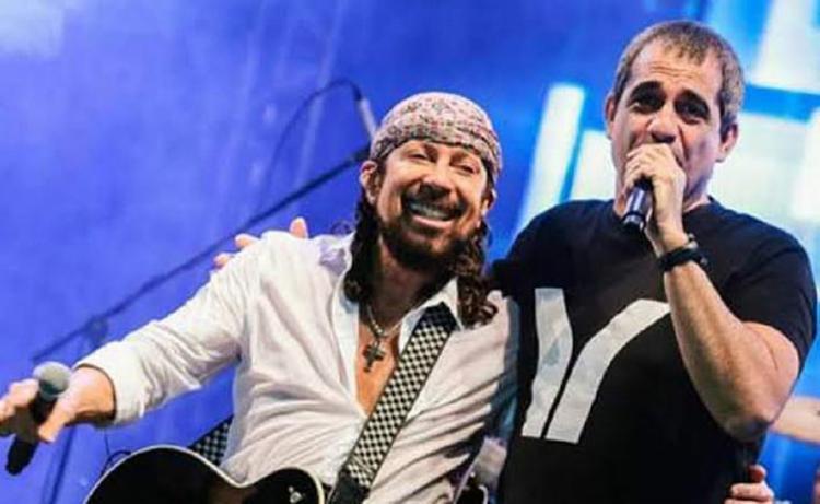 Os cantores Bell Marques e Durval Lelys estarão entre as atrações da Oitava Maravilha | Foto: Reprodução - Foto: Reprodução